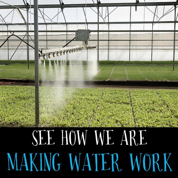 making water work