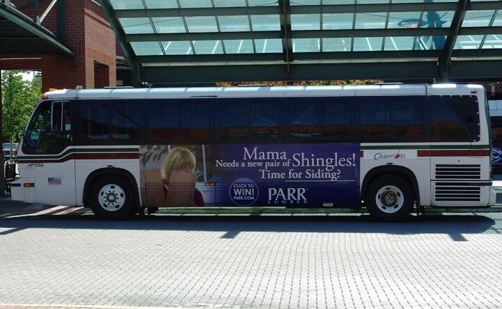 Cherriot bus