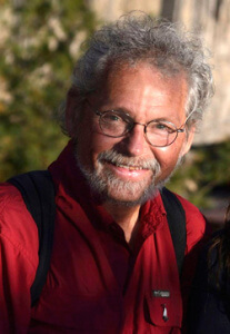 Gary Braasch pictured in 2013 in Bhutan. Photo courtesy of Maine Media.