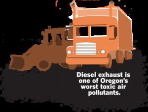 OR Leg Passes Bill To Curb Toxic Diesel | Oregon