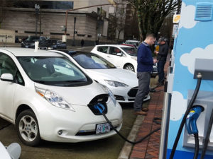 Clean Fuels - Electric Cars