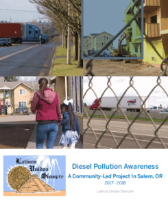 Read the report: Diesel Pollution Awareness