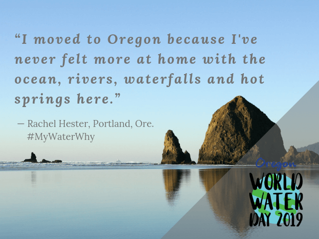 Why do we stand up for water? | Oregon Environmental Council
