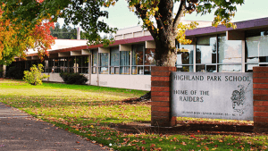 Photo of Highland Park Middle School